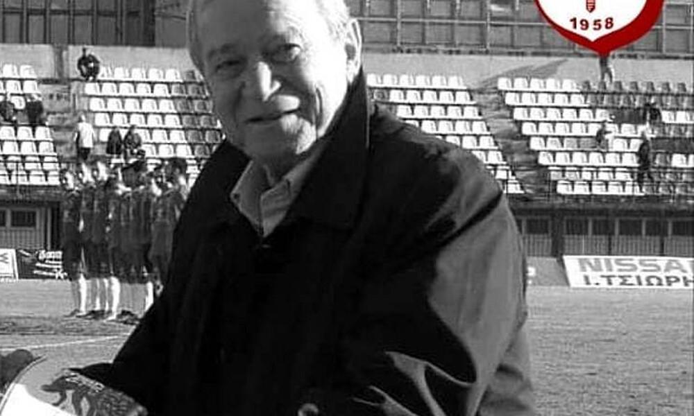 Πένθος στον Πανηλειακό: «Έφυγε» ο Χίτος