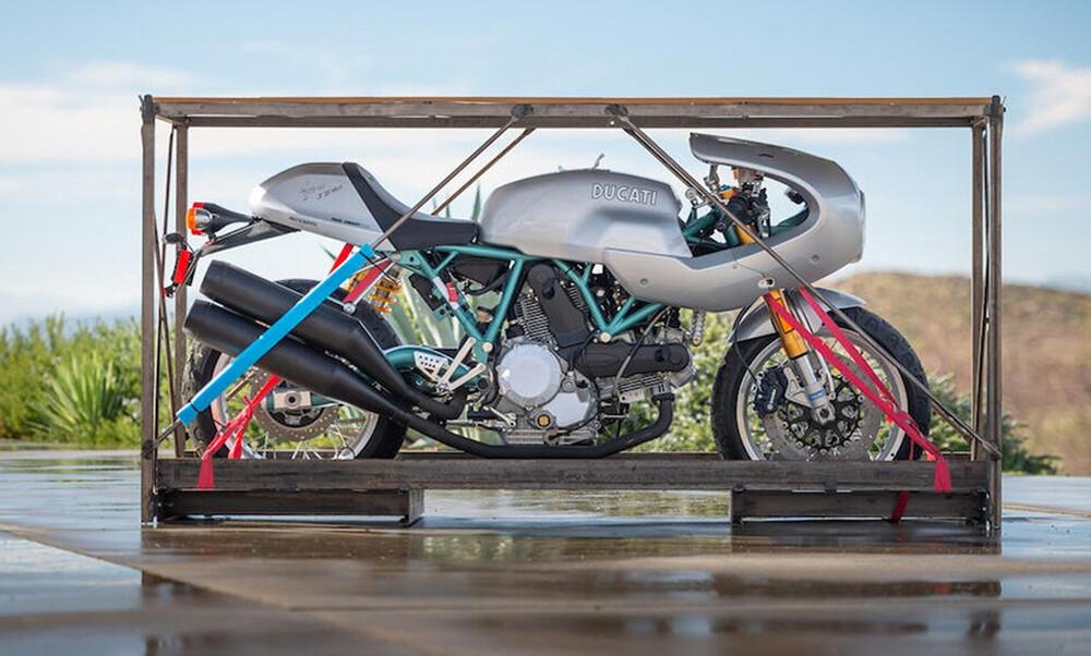 Η ιστορική Ducati Paul Smart 1000 LE δημοπρατείται