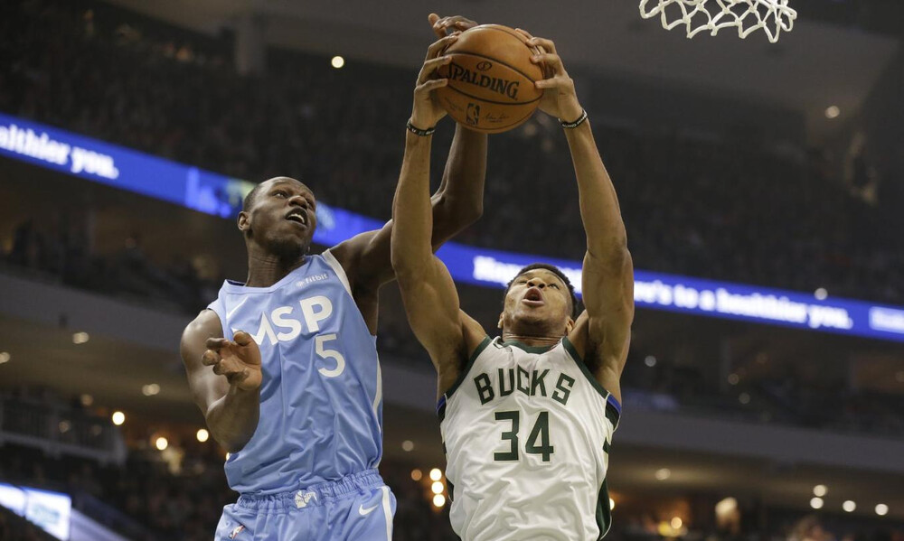 NBA: Οι καλύτερες στιγμές του Γιάννη Αντετοκούνμπο (video)