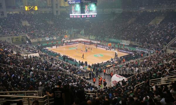 Euroleague: Ο τρίτος σε εισιτήρια Παναθηναϊκός και το… λάθος των Ισραηλινών (photos)
