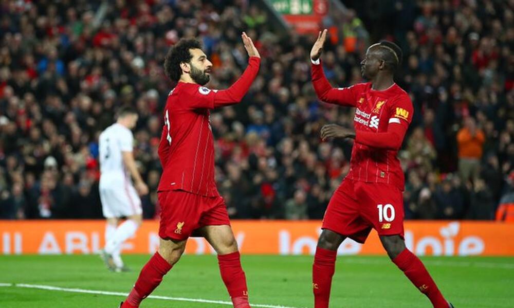 Ο Σαλάχ το πρώτο γκολ της Λίβερπουλ για το 2020 (video)