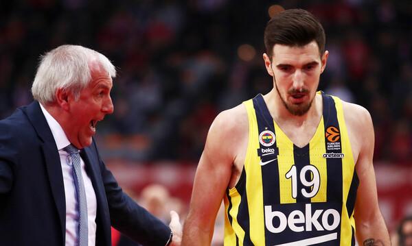 Ομπράντοβιτς: «Το αξίζει ο Σπανούλης»