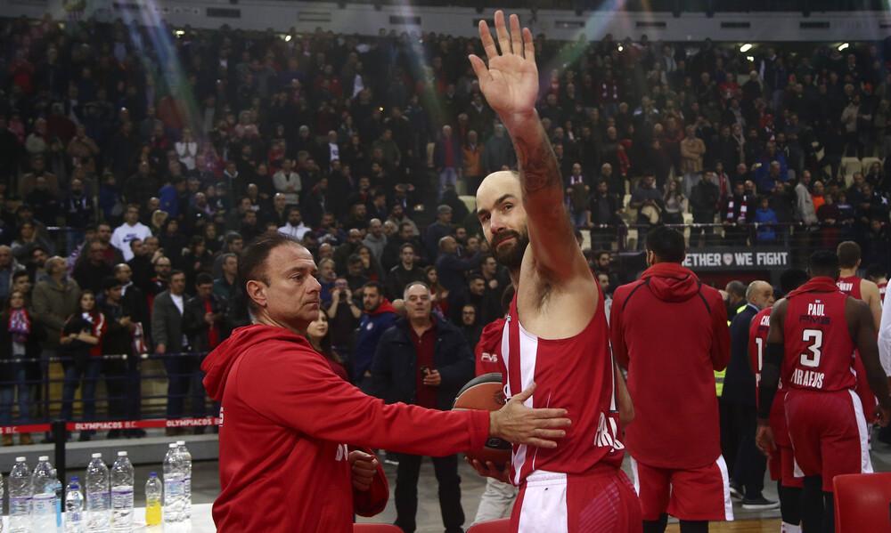 Στην πρώτη θέση ο Σπανούλης, στη 13η ο Ολυμπιακός! (photos)