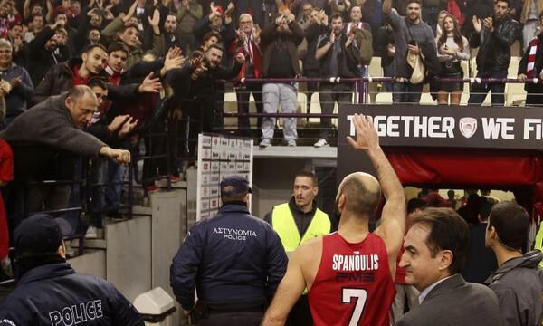 Euroleague: Συνεχόμενα τα συγχαρητήρια σε Σπανούλη (photos+videos)