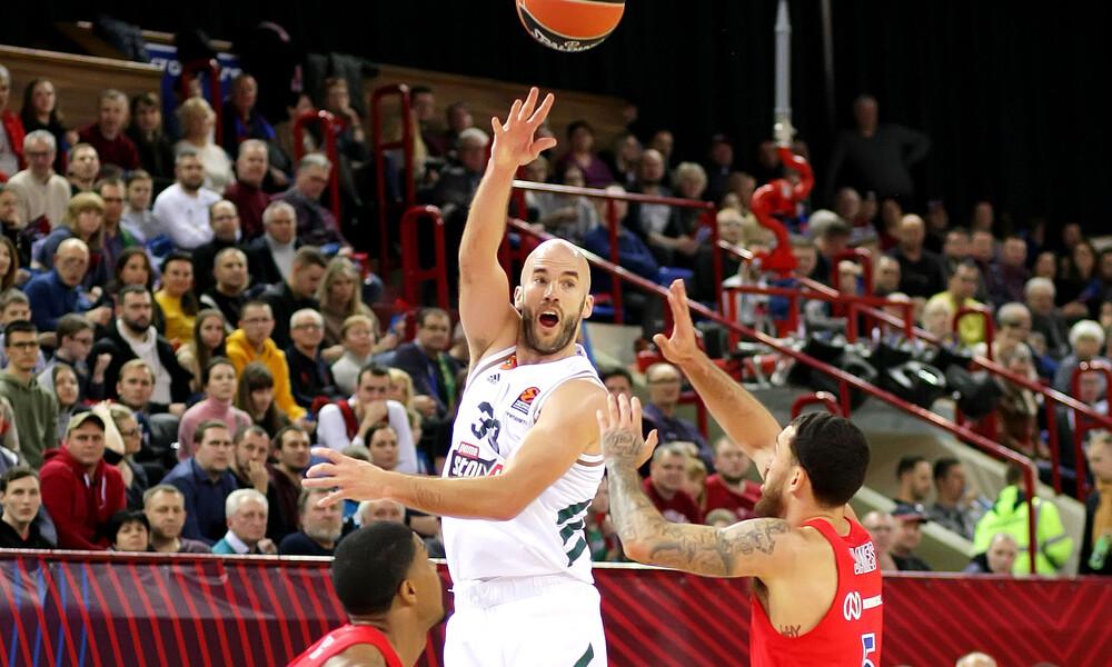 Καλάθης: MVP αγωνιστικής στο 200ο του παιχνίδι στην Ευρωλίγκα!