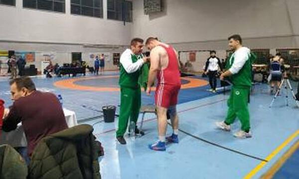 Τρία «πράσινα» μετάλλια στο πανελλήνιο πρωτάθλημα της πάλης