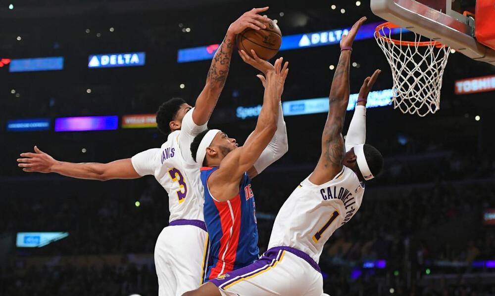 NBA: Έκρυψαν τον ουρανό οι Λέικερς! (video)
