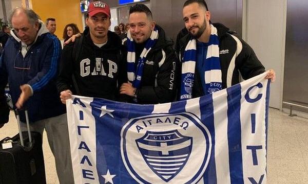 Στην Ελλάδα για το Αιγάλεω ο Μπλάνκο! (photos)