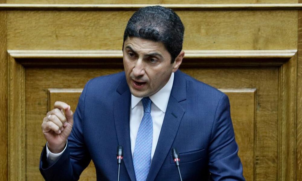 Αυγενάκης: «Ο αθλητισμός δεν παράγει βία, να μπει τάξη στη λειτουργία των λεσχών φιλάθλων»