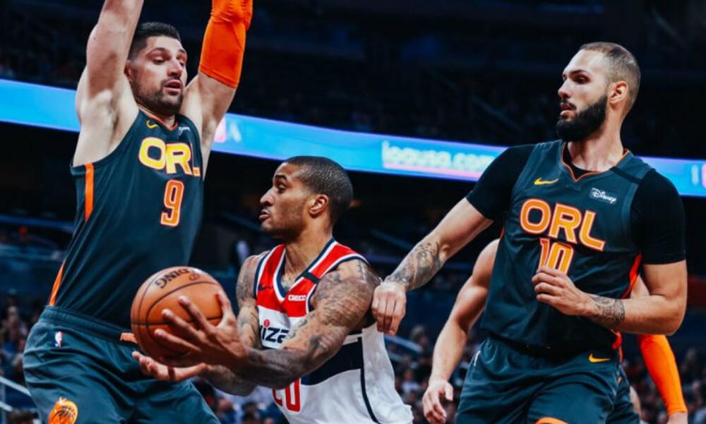 NBA: Συνέχισαν με νίκες Μάτζικ, Σπερς και Τζάζ! (photos+videos)