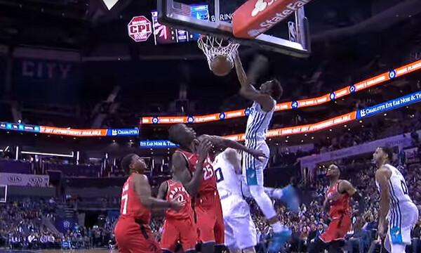 NBA: Πολύ θέαμα στο σημερινό Top 10! (video)
