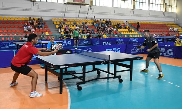 Πινγκ-Πονγκ: Μετατέθηκαν για τις 8-9 Φεβρουαρίου οι τρεις επόμενες αγωνιστικές της Α1 ανδρών