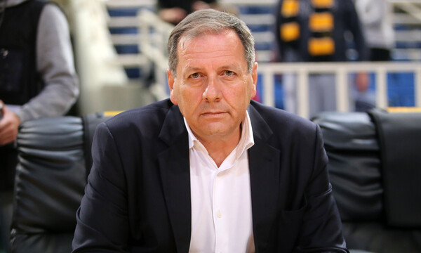 Αγγελόπουλος: «Να πάρουμε παικταρά στη θέση του Σαντ-Ρος»