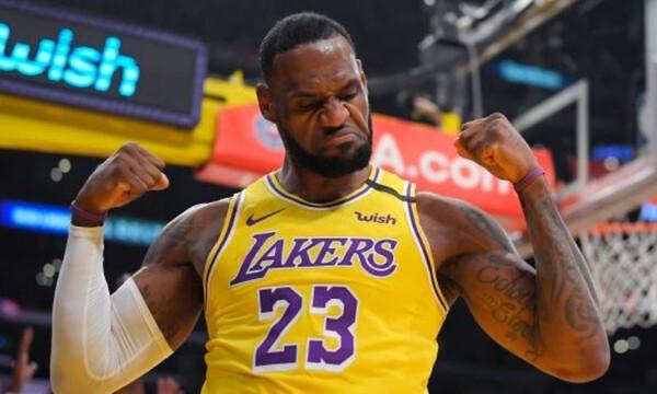 NBA: Ξεπέρασε τον Τζόρνταν ο Λεμπρόν! (video)