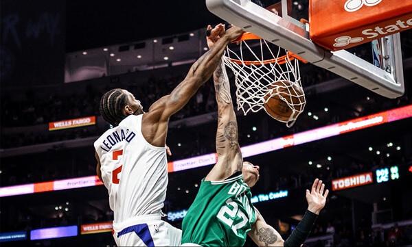 NBA: Top-10 με Λέοναρντ... από άλλη πλανήτη (video)