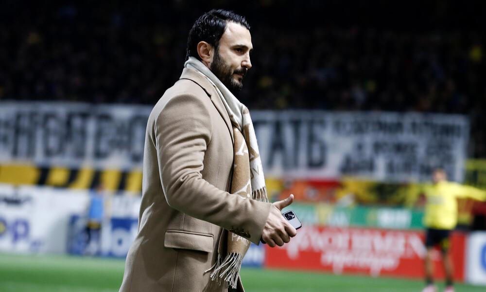Άρης: Πάει στη FIFA ο Καρυπίδης