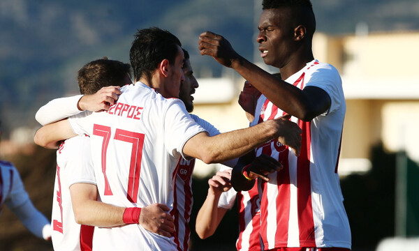 LIVE CHAT Λαμία-Ολυμπιακός 0-4 (τελικό)