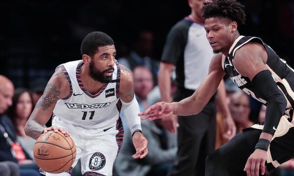 NBA: Ο απίθανος κύριος Ίρβινγκ (video)