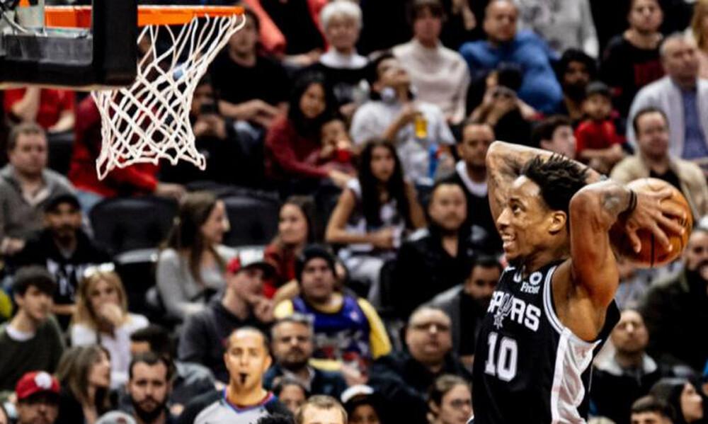 NBA: Τα καλύτερα καρφώματα της εβδομάδας (video)