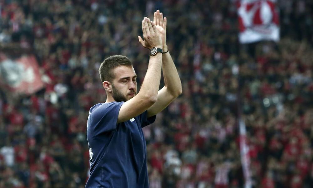 Ολυμπιακός: Επιστροφή Φορτούνη στην αποστολή για πρώτη φορά μετά τον τραυματισμό!