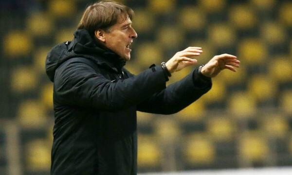 Ένινγκ: «Εγώ λέω στους παίκτες μου να μην ασχολούνται»