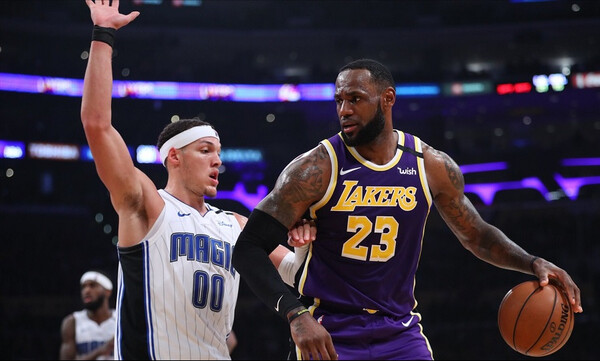 NBA: Υπέταξαν του Λέικερς οι Μάτζικ! (videos)