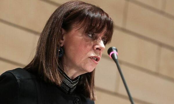 Αικατερίνη Σακελλαροπούλου: Ποιοι πάγωσαν από την επιλογή Μητσοτάκη για την Προεδρία της Δημοκρατίας
