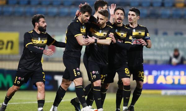 Αστέρας Τρίπολης-ΑΕΚ 1-1: Ζορίστηκε αλλά έχει τον πρώτο λόγο (videos&photos)
