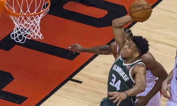 NBA: Αποθεώνει τον Αντετοκούνμπο ο Μπάρκλεϊ! (video)