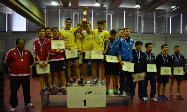 Πινγκ Πονγκ: Προκριματικά για το Πανελλήνιο πρωτάθλημα νέων-νεανίδων σε ομαδικό και ατομικό