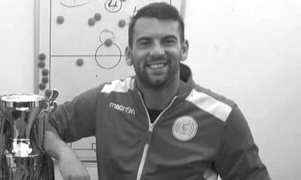 Θρήνος στο κερκυραϊκό ποδόσφαιρο για τον θάνατο του Ανδρέα Βάρελη