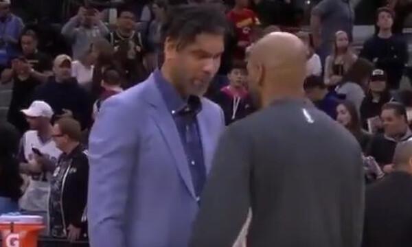 NBA: Αποχαιρέτησε τον Κάρτερ ο Ντάνκαν! (photos+video)