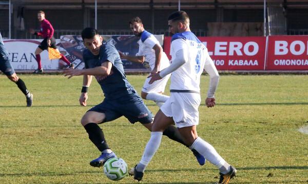 Football League: Άσφαιροι σε Καβάλα, Ιεράπετρα