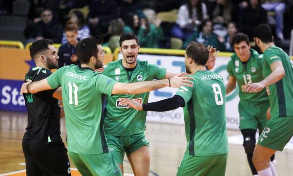 Παναθηναϊκός-ΠΑΟΚ 3-2: Μίλησε η «πράσινη» ψυχή και πήρε το ντέρμπι