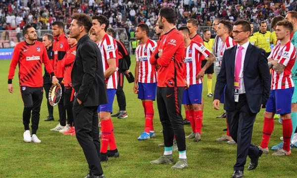 Ατλέτικο Μαδρίτης: Η χειρότερη επίδοση στην εποχή του Ντιέγκο Σιμεόνε