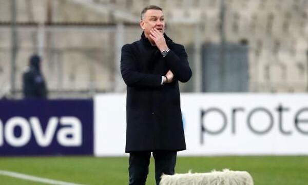 Γρηγορίου: «Το ματς κρίθηκε στο πρώτο γκολ…»