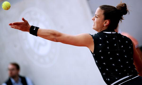 Australian Open: Αναβολή στον αγώνα της Σάκκαρης
