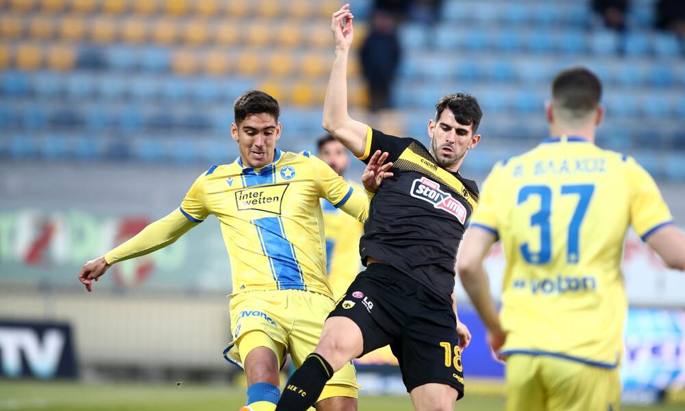 ΑΕΚ-Αστέρας Τρίπολης: Ορίστηκε η ρεβάνς του Κυπέλλου