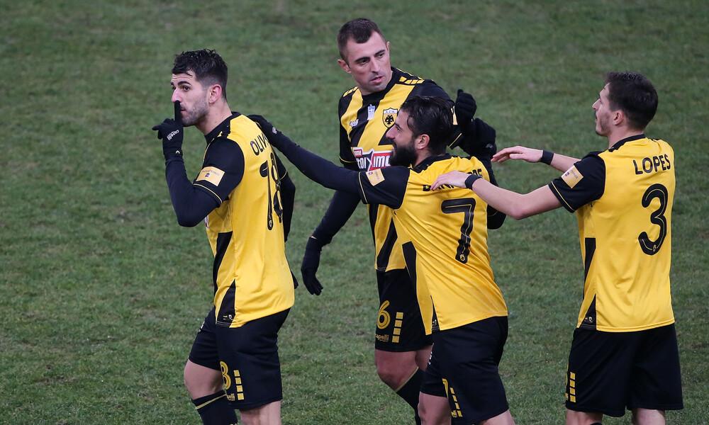 ΑΕΚ: «Παραισθησιογόνες αντιδράσεις του Κούγια μετά το 3-0»