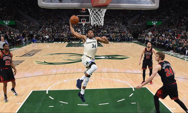 NBA: Ο μεγάλος στόχος του Γιάννη Αντετοκούνμπο