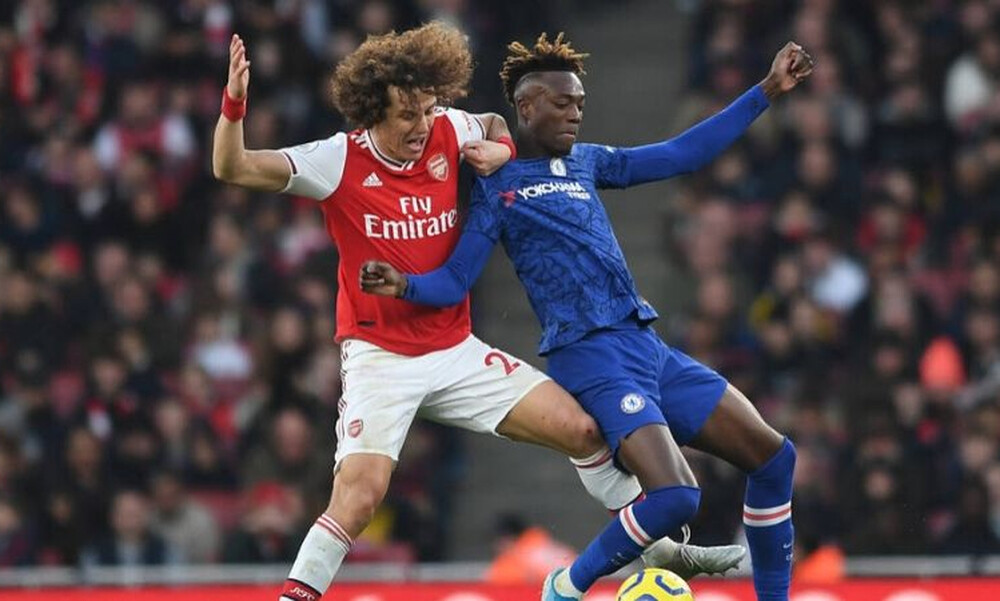 Premier League: Εμβόλιμη αγωνιστική με ντέρμπι