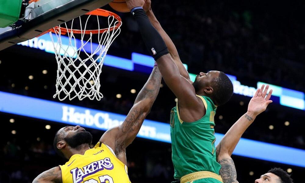 NBA: Απίθανο Top-10 με θύμα τον Λεμπρόν Τζέιμς! (video)