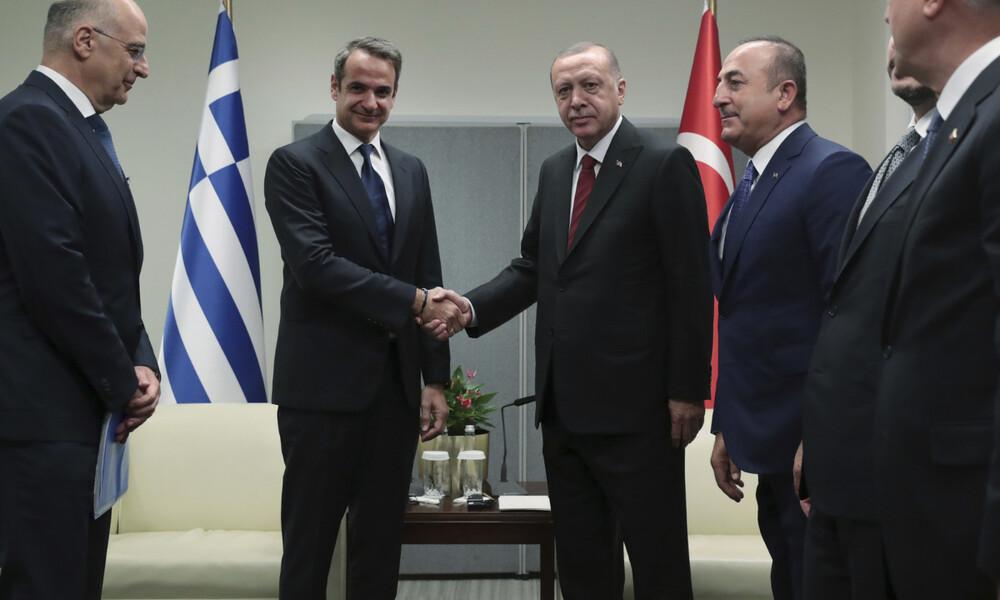 Από το παραλήρημα Ερντογάν στην στροφή Μητσοτάκη στον Μακρόν – Πώς απαντά η Αθήνα στις προκλήσεις