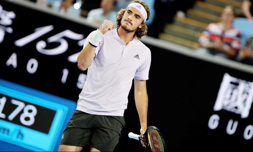 Australian Open: Πρόκριση για Τσιτσιπά χωρίς αγώνα