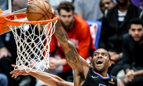 NBA: Ο Λέοναρντ κάρφωσε μπροστά στον Ντόντσιτς στο Top-5! (video)