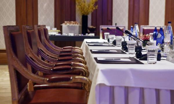 Συνάντηση Big 4:Τα πρώτα… παρασκήνια από το κρίσιμο ραντεβού (photos)