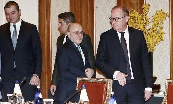 Χούμπελ: «Νωρίτερα οι εκλογές στην ΕΠΟ, ξένοι διαιτητές στα κρίσιμα ματς» (photos)
