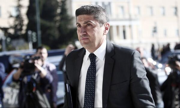 Αυγενάκης: «Έγινε μια καλή αρχή, αλλά δεν λύθηκαν όλα» (video)