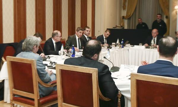 Συνάντηση Big 4: Τα βασικά σημεία σύγκλισης και το νέο ραντεβού (photos)