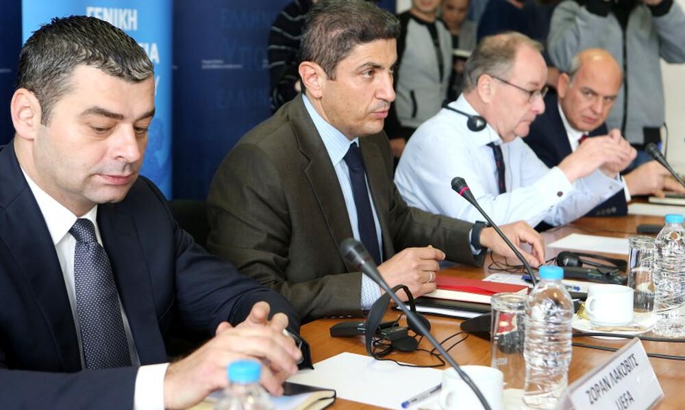 «Καίει» το εκλογικό σύστημα της ΕΠΟ: Η πρόθεση Αυγενάκη και οι αντιδράσεις που έρχονται